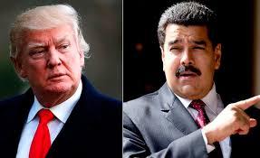 Resultado de imagen para Estados Unidos impuso sanciones económicas directas a Nicolás Maduro