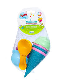 Песочный набор Мороженое <b>Fancy</b> Baby 8115768 в интернет ...