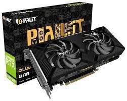 <b>Видеокарта Palit GeForce RTX</b> 2060 SUPER 1470MHz PCI-E 3.0 ...