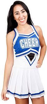 Amazon.com: Adult Angelic <b>Cheerleader</b> Halloween Costume (Adult ...