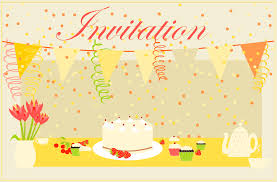 5 beautiful printable birthday party invitation card thegfoil com 5 beautiful printable birthday party invitation card