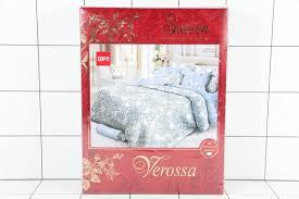 <b>Комплект постельного белья Verossa</b> Сатин Евро с наволочками 50