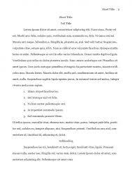 cover letter apa format essay paper sample essay paper using apa  cover letter apa style essay apa formatapa format essay paper