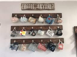 <b>Creative coffee</b> cup wall <b>hook</b> design