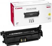 <b>Canon 723Y</b> 2641B002 – купить <b>картридж</b>, сравнение цен ...