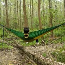 <b>Hanging Bed Outdoor Recreation</b> Single-double Thickened Canvas ...