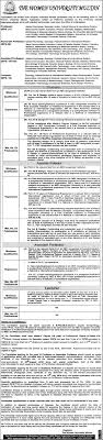 opportunity in the university multan 21st 2016 jobs opportunity in the university multan 21st 2016