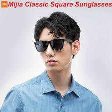 Новинка xiaomi Mijia <b>классические квадратные солнцезащитные</b> ...