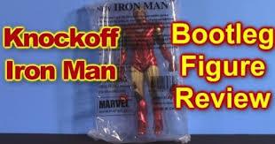 knockoff iron man mark vi figure from china marvel select bootleg youtube bootleg iron man 2 starring