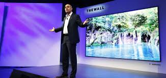 "Samsung Unveils ""The <b>Wall</b>,"" the World's First <b>Modular</b> MicroLED ..."