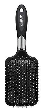 Conair Velvet Touch Paddle Brush : Beauty - Amazon.com