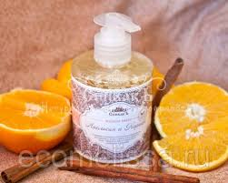 <b>Жидкое мыло Апельсин</b> и Корица <b>Спивакъ</b>: продажа, цена в ...