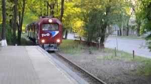 Ростовская <b>детская железная дорога</b> — Википедия