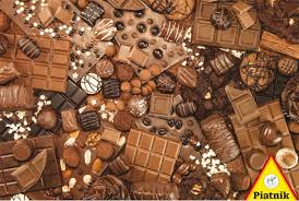 <b>Пазл Piatnik</b> 1000 деталей: Шоколад - 5382 47 - 1001puzzle.ru
