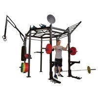 🤑 Think, that <b>Гексагональная рама Body Solid</b> для кросс-тренинга ...