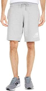 <b>Essentials stacked logo</b> shorts, New Balance | 6pm