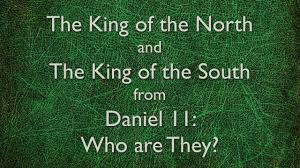 Image result for daniel and the king of the north
