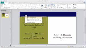 card microsoft office word business card template best of templates microsoft office word business card template