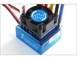 <b>Бесколлекторный регулятор Hobbywing</b> Justock 45A, сенсорный ...