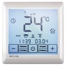 <b>Терморегулятор Теплолюкс MCS 350</b> — купить по выгодной цене ...