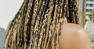 <b>Hair Braids</b> Reaction & Itching