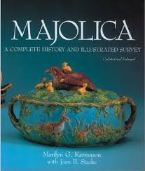 Image result for books on palissy and majolica