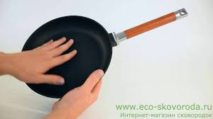 Чугунная <b>сковорода БИОЛ</b> 24см со съемной ручкой арт. 0124 ...