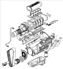 blown up engine diagram v8 blown home wiring diagrams on simple engine diagram exploded
