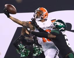 Odell Beckham Jr.'s one-handed catch leads to Browns score vs. the ...