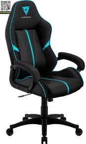 Профессиональное игровое <b>кресло ThunderX3 BC1</b> (Черный ...