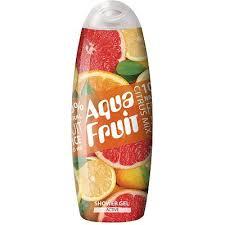 <b>Гель для душа Aquafruit</b> citrus mix active 420 мл БИГ 6595436 ...