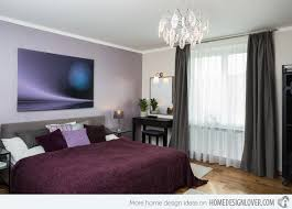 black white and purple bedrooms black grey white bedroom