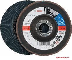 Купить <b>шлифовальный круг</b> X571 Best for Metal <b>125 мм</b> ...
