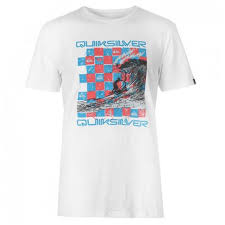 ROZETKA | <b>Футболка Quiksilver</b> Check <b>Waves</b> White, L (10098870 ...