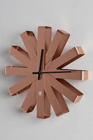 <b>Часы настенные ribbon</b> Umbra - цена ₽ купить в интернет ...