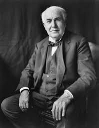 essay on thomas alva edison