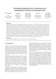 (PDF) Multimodal application for visualization and manipulation of ...