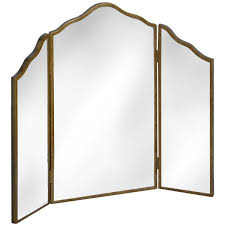 vienne glamorous art deco style 3 way dressing table mirror free delivery art deco mirrored furniture