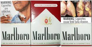 Image result for cigarette warning labels canada