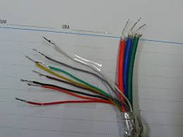 soldering a vga cable   number of wires doesn    t match   electrical    enter image description here