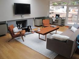 fascinating craftsman living room chairs furniture:   mid century modern living room with fireplace
