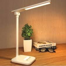 Lamps <b>LED Desk</b> Lamp Reading Light <b>Flexible Usb</b> Clip On Bed ...