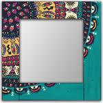Купить <b>Настенное зеркало Дом Корлеоне</b> Берне 65x65 см ...