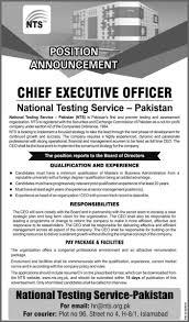 nts jobs 2017 national testing service jobs for chief nts jobs 2017 national testing service jobs for chief executive officer job rtpk com