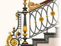 10 Best Cast Aluminium Design images | railing design, staircase ...