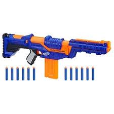 Игрушечное оружие Nerf — купить на Яндекс.Маркете