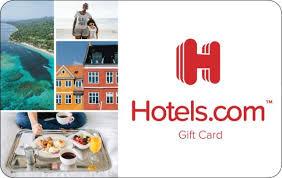 Hotels.com eGift Card | Kroger Gift Cards