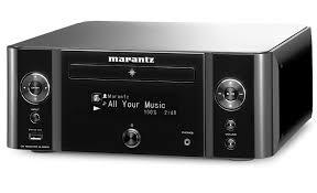 Мини <b>CD ресивер Marantz</b> M-CR610 Black: цена, описание ...