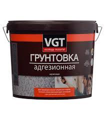 <b>Грунт адгезионный</b> VGT 8 кг — купить в Петровиче в Санкт ...