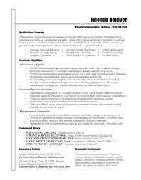 resume sample qualifications  seangarrette coskills resume examples with qualifications summary and experience highlights   resume sample qualifications photo skill summary for resume examples
